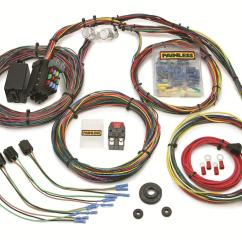 Painless Wiring S Max Diagram Performance 21 Circuit Mopar Color Coded