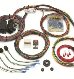 painless performance 21 circuit mopar color coded universal wiring universal wiring harness wire [ 1600 x 1094 Pixel ]