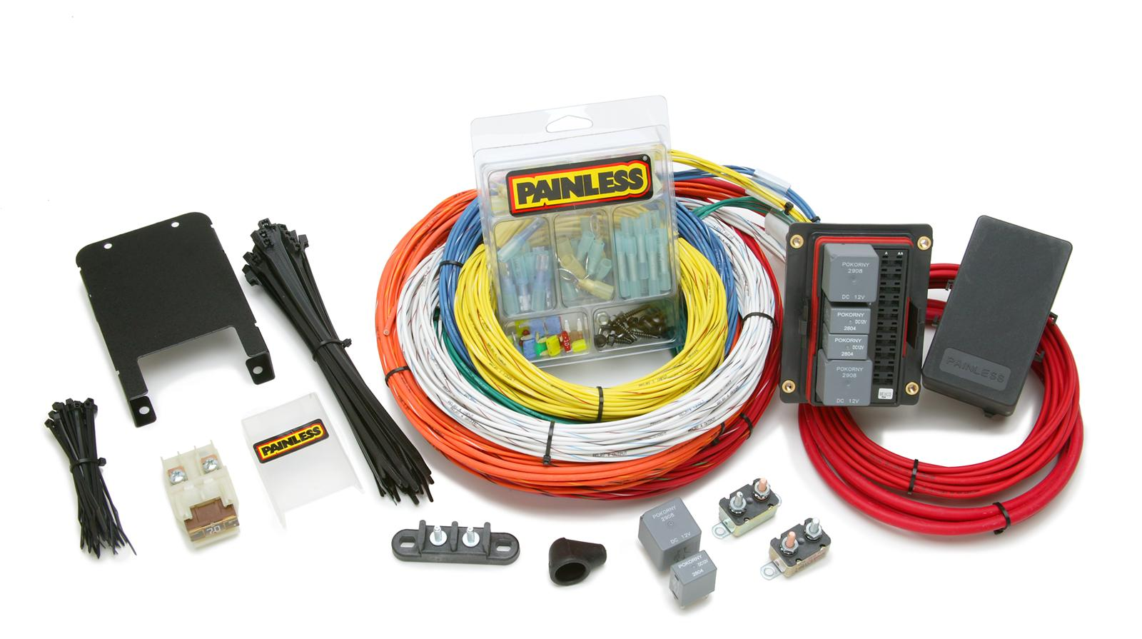hight resolution of painless performance 15 circuit extreme off road harnesses 10144 free shipping on orders over 99 at summit racing