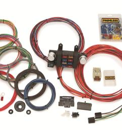 painless performance 18 circuit modular chassis harnesses 10307 18 circuit painless wiring harness [ 1600 x 1102 Pixel ]