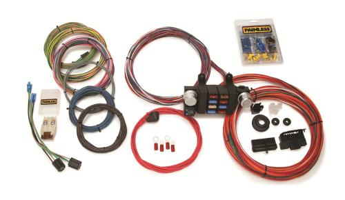 small resolution of painless performance 18 circuit modular chassis harnesses 10308 free shipping on orders over 99 at summit racing