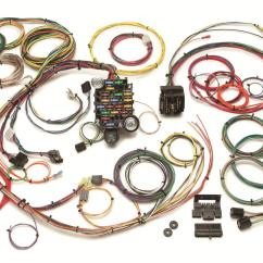Painless Wiring Dual Battery Instructions 2008 Ford Fusion Fuse Diagram Performance 24 Circuit 1967 68 Camaro And
