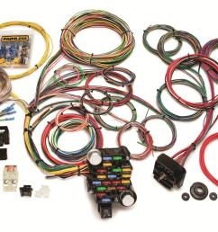 painless performance 28 circuit universal muscle car harnesses 20104 free shipping on orders over 99 at summit racing [ 1600 x 996 Pixel ]