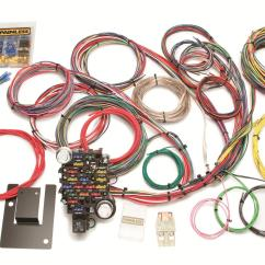 Painless Wiring Diagram 55 Chevy 99 Jeep Wrangler 1955 Harness 28 Images