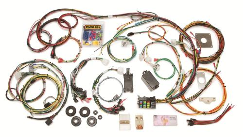 small resolution of 65 mustang wire harness kit wiring diagrams value 1966 mustang wiring harness kit