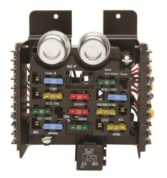 painless wiring 30001 fuse block 12 circuit universal kit [ 1600 x 1581 Pixel ]