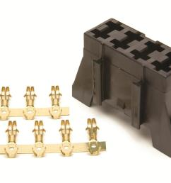 painless performance universal fuse blocks 30002 free shipping on orders over 99 at summit racing [ 1600 x 1013 Pixel ]
