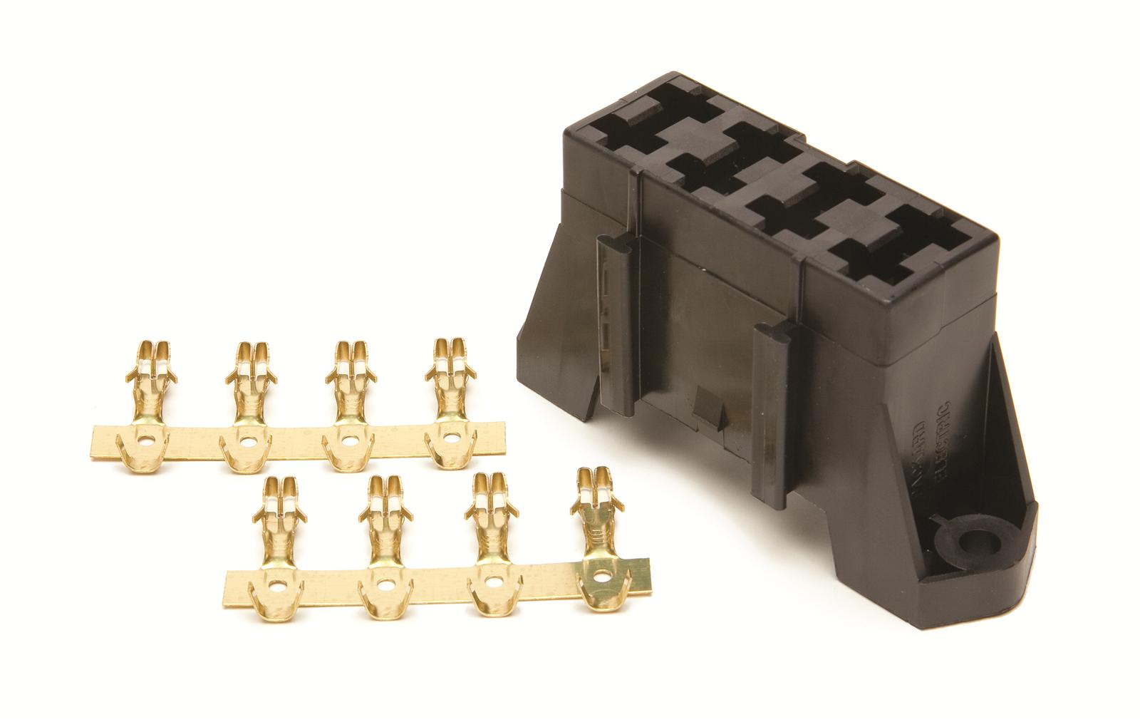 hight resolution of painless performance universal fuse blocks 30002 free shipping on orders over 99 at summit racing