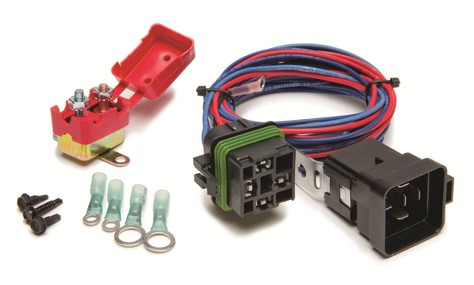 Universal Painless Wiring Fuse Block Box