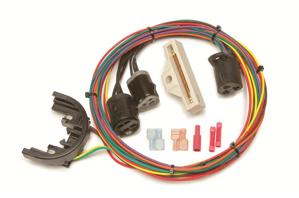 medium resolution of painless performance duraspark ii distributor wiring harnesses 30812 free shipping on orders over 99 at summit racing