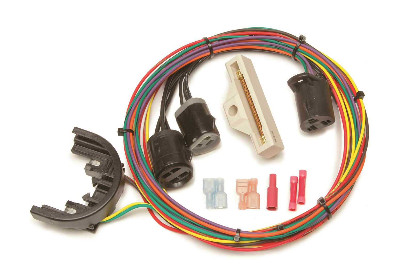 hight resolution of painless performance duraspark ii distributor wiring harnesses 30812 free shipping on orders over 99 at summit racing
