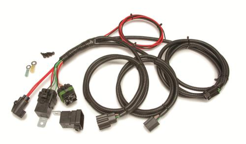 small resolution of painless performance headlight conversion harnesses 30815 free wiring diagram for hid headlights wiring harness for headlight
