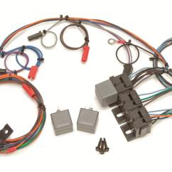 Painless Wiring 7 Way Rv Trailer Connector Diagram 30818 Harness Headlight Door Chevy
