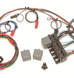 camaro painless performance headlight door wiring harnesses 30818 free shipping on orders over 99 at [ 1600 x 924 Pixel ]