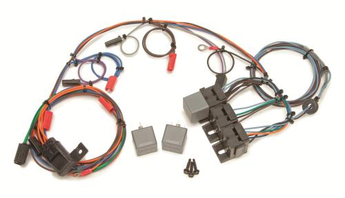 small resolution of camaro painless performance headlight door wiring harnesses 30818 free shipping on orders over 99 at