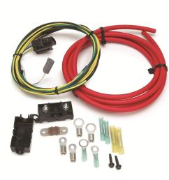painless performance alternator wiring kits 30831 free shipping on orders over 99 at summit racing [ 1600 x 1237 Pixel ]