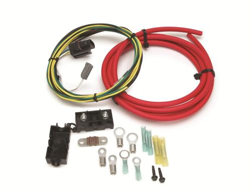 small resolution of painless performance alternator wiring kits 30831 free shipping on orders over 99 at summit racing