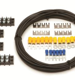 painless performance fiberglass body ground wire kits 40026 free shipping on orders over 99 at summit racing [ 1600 x 943 Pixel ]