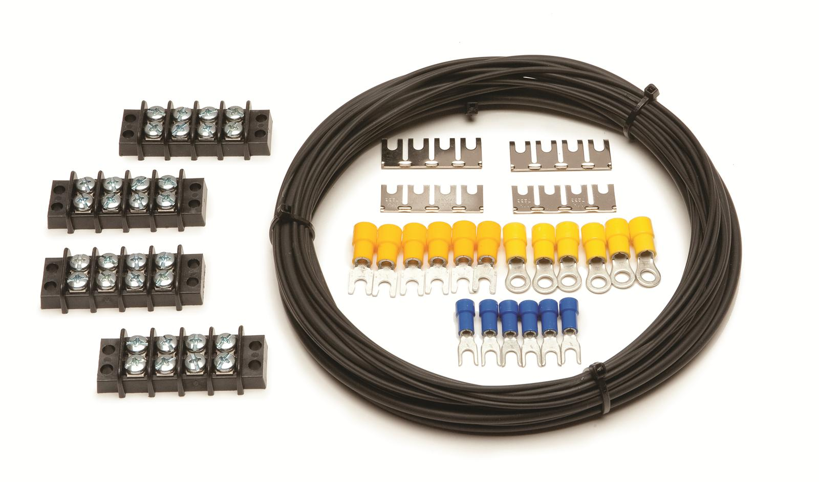 hight resolution of painless performance fiberglass body ground wire kits 40026 free shipping on orders over 99 at summit racing