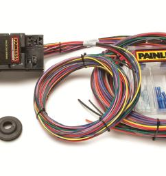 painless performance 10 circuit race only harnesses 50001 free shipping on orders over 99 at summit racing [ 1600 x 816 Pixel ]
