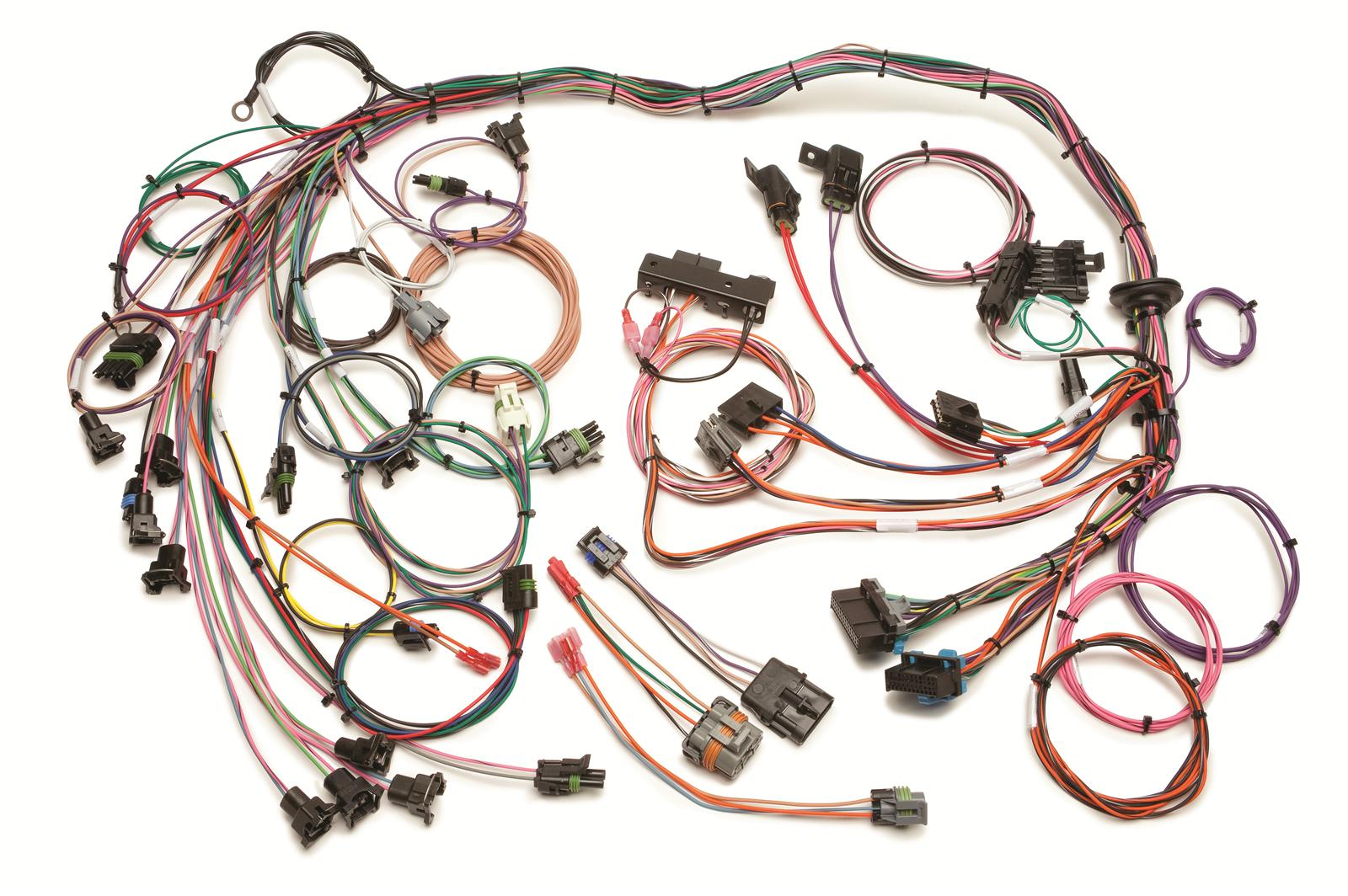 Painless Performance Fuel Injection Harnesses 60102 Free