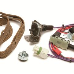 700r4 Torque Converter Lockup Wiring Diagram Go Kart Engine Painless 60109 Kit Vacuum