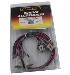 painless performance ls ignition coil wiring harness extensions 60129 free shipping on orders over 99 at summit racing [ 1600 x 1600 Pixel ]