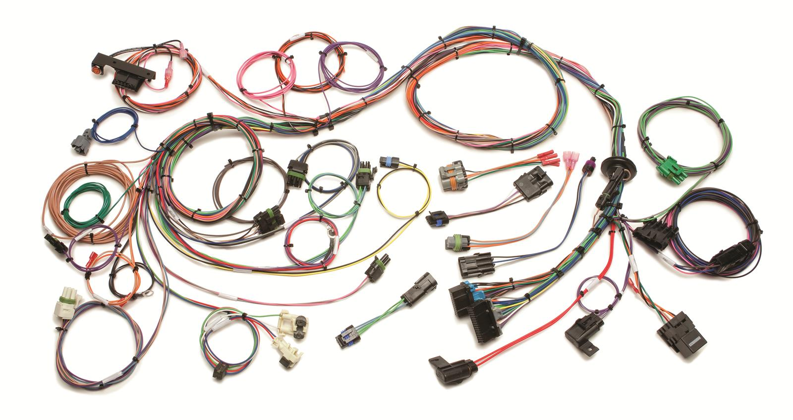 hight resolution of painless performance fuel injection harnesses 60201 free shipping on orders over 99 at summit racing