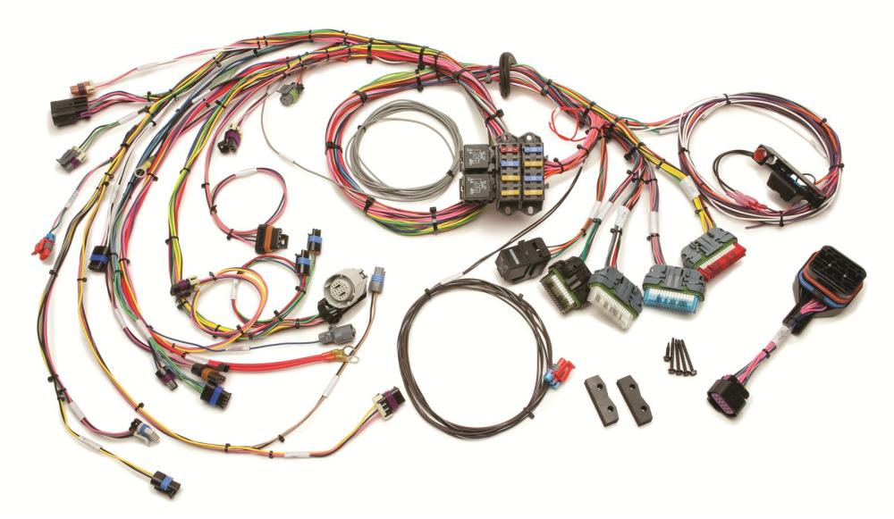 medium resolution of details about painless wiring harness fuel injection multi port mass airflow chevy 4 3l v6