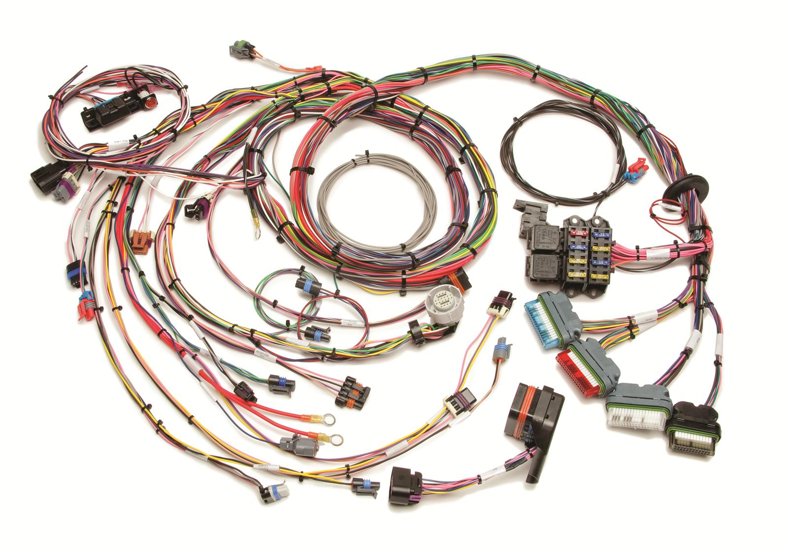 hight resolution of painless performance fuel injection harnesses 60215 free shipping on orders over 99 at summit racing