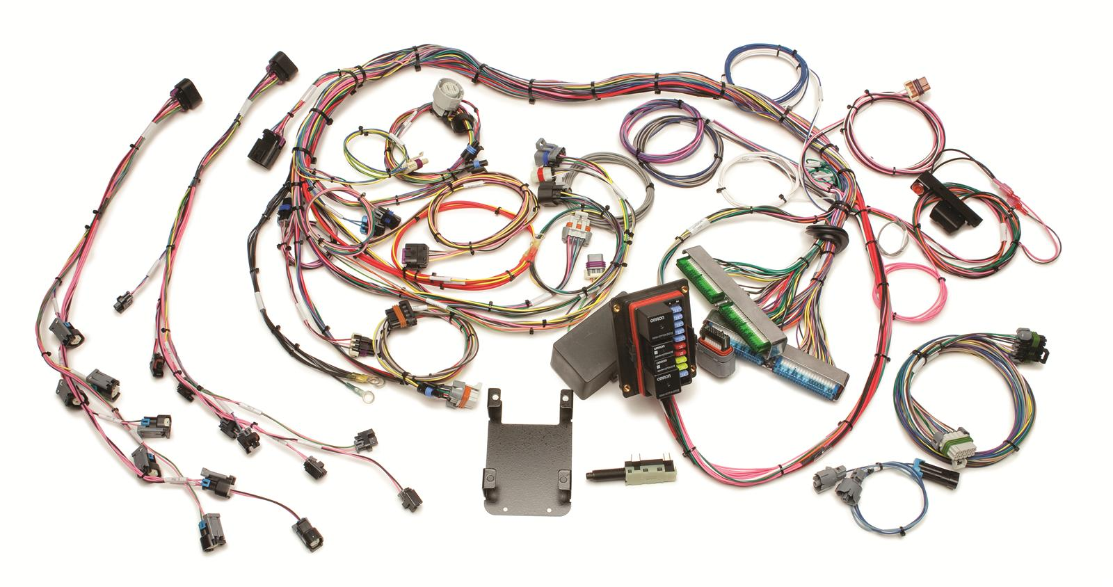 hight resolution of gm performance wiring harnes