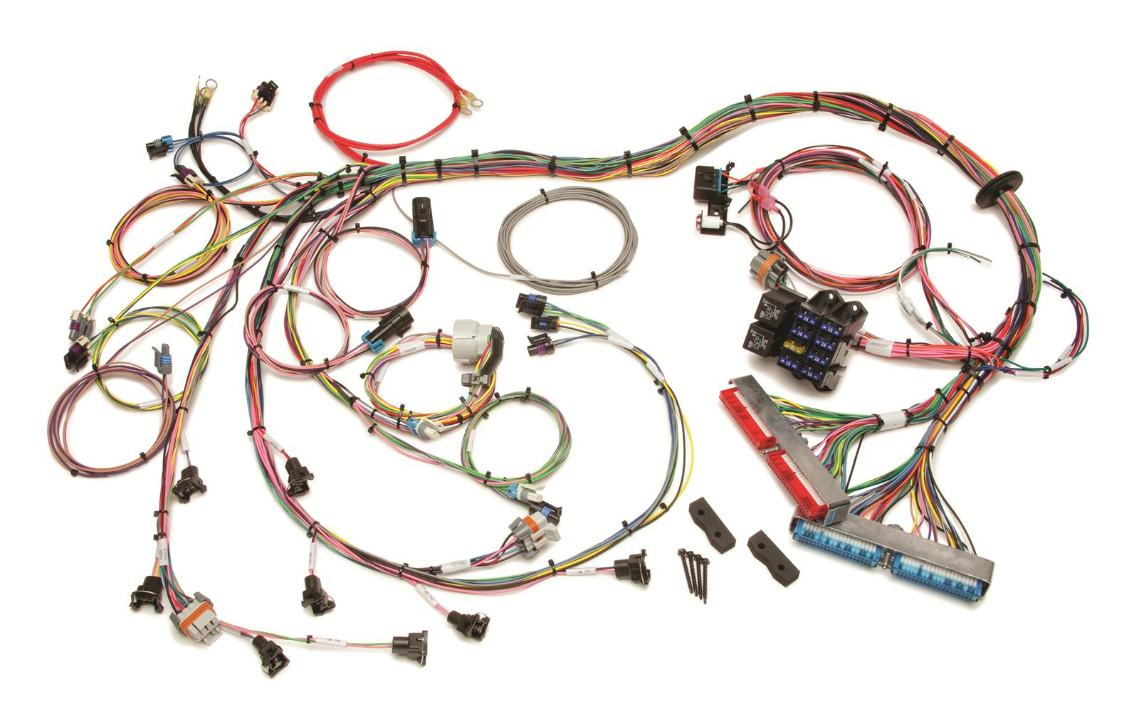 hight resolution of painless performance fuel injection harnesses 60508 free shipping on orders over 49 at summit racing