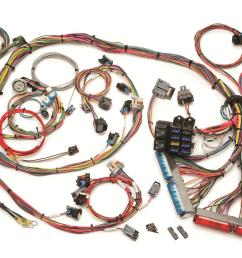 painless engine wiring harness engine swap front fuse gm ls wiring harness project rowdy ep014 ls1 wiring harness diagram [ 1600 x 964 Pixel ]