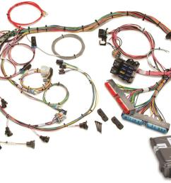 painless performance gm ls1 ls6 efi harnesses 60713 free shipping on orders over 99 at summit racing [ 1600 x 1020 Pixel ]
