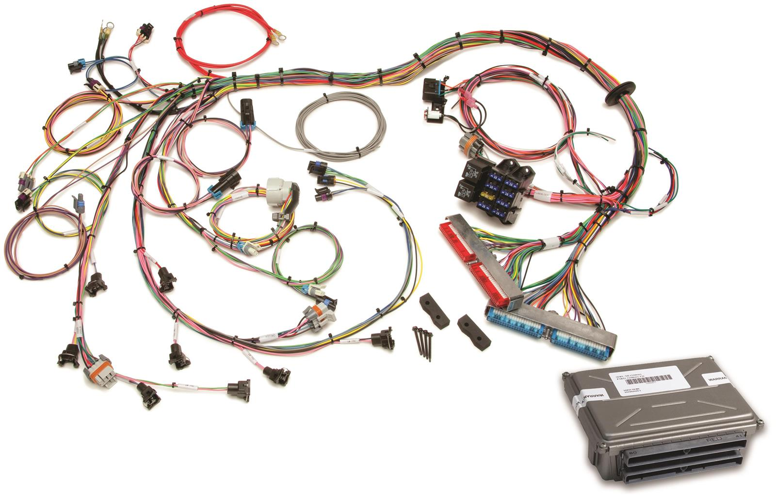 hight resolution of painless performance gm ls1 ls6 efi harnesses 60713 free shipping on orders over 99 at summit racing