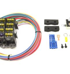 painless performance universal fuse blocks 70107 free shipping on orders over 99 at summit racing [ 1600 x 1066 Pixel ]