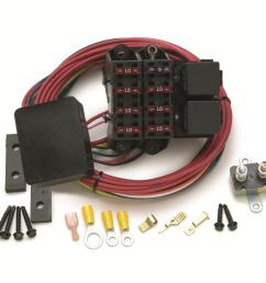 painless performance universal fuse blocks 70217 free shipping on orders over 99 at summit racing [ 1500 x 1239 Pixel ]