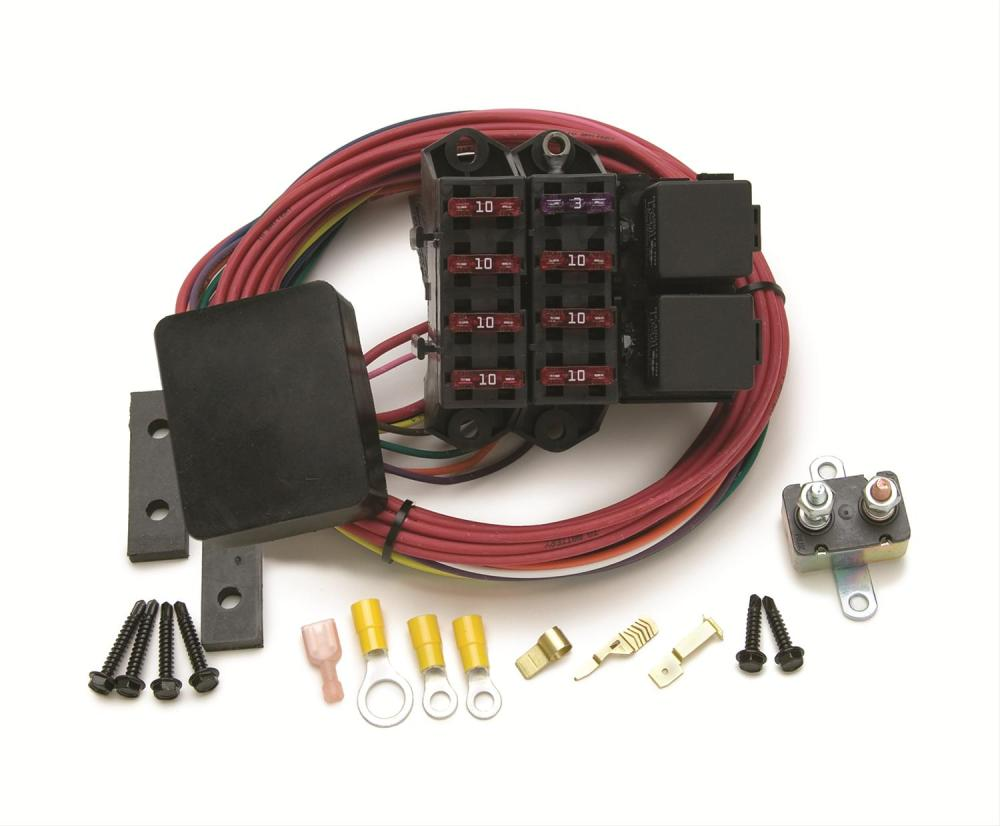 medium resolution of painless performance universal fuse blocks 70217 free shipping on orders over 99 at summit racing