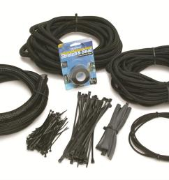 painless performance powerbraid chassis harness kits 70920 free 1949 chevy wiring harness sleeve [ 1600 x 978 Pixel ]