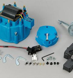 delco remy tractor parts catalog distributor proform gm hei distributor tuneup kits 66945bc [ 1200 x 756 Pixel ]