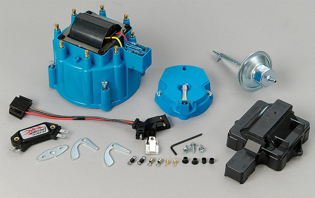 hight resolution of  delco remy tractor parts catalog distributor proform gm hei distributor tuneup kits 66945bc