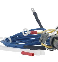powermaster alternator wiring kits 125 free shipping on orders over 99 at summit racing [ 1600 x 1042 Pixel ]