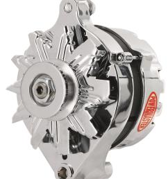 cj7 powermaster street alternators 17078 free shipping on orders over 99 at summit racing [ 1389 x 1600 Pixel ]
