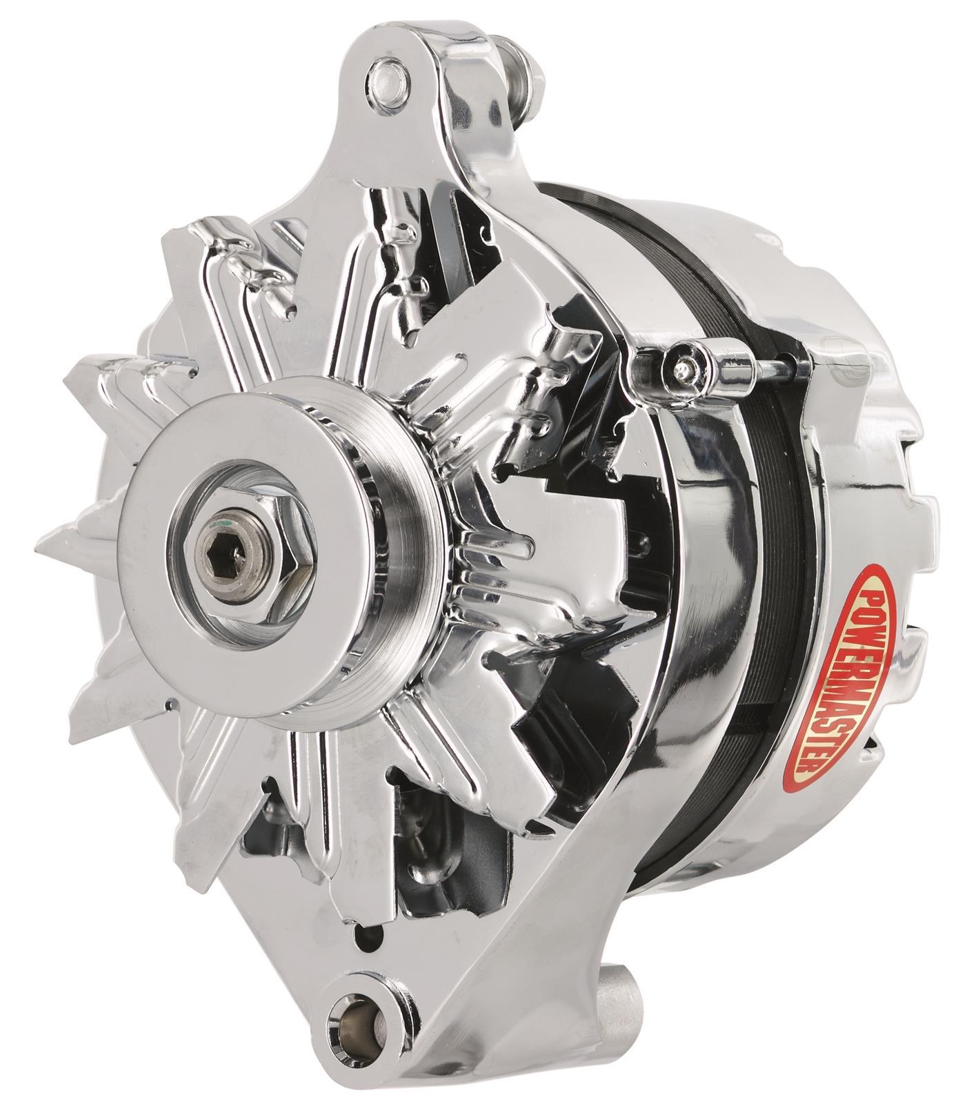 hight resolution of cj7 powermaster street alternators 17078 free shipping on orders over 99 at summit racing
