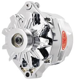 jeep cj7 powermaster street alternators 17294 114 free shipping on orders over 99 at summit racing [ 1473 x 1600 Pixel ]