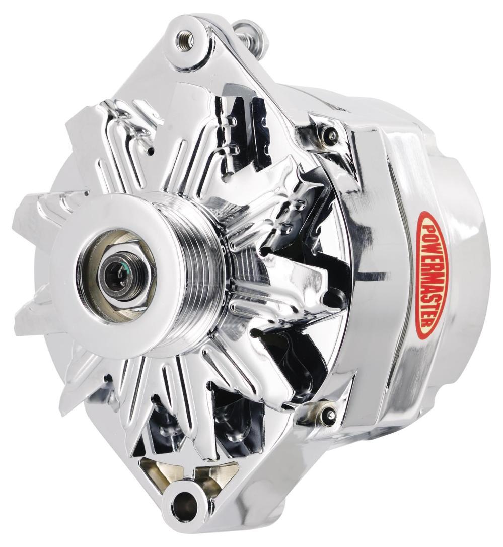 medium resolution of jeep cj7 powermaster street alternators 17294 114 free shipping on orders over 99 at summit racing