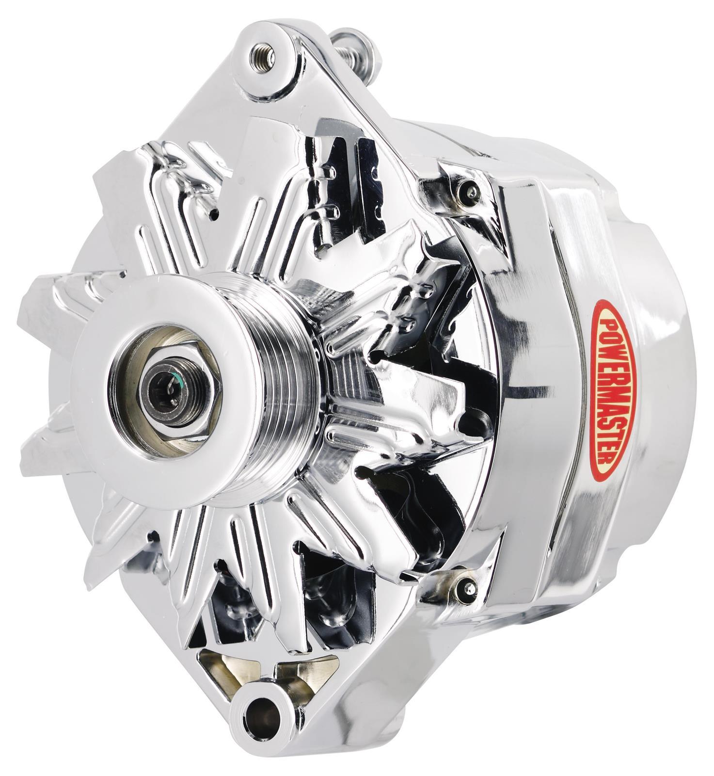 hight resolution of jeep cj7 powermaster street alternators 17294 114 free shipping on orders over 99 at summit racing
