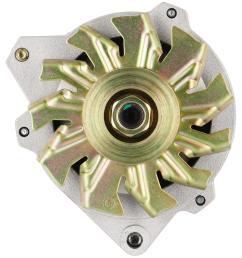 powermaster street alternators 47861 free shipping on orders over on delco remy regulator wiring diagram  [ 1454 x 1600 Pixel ]