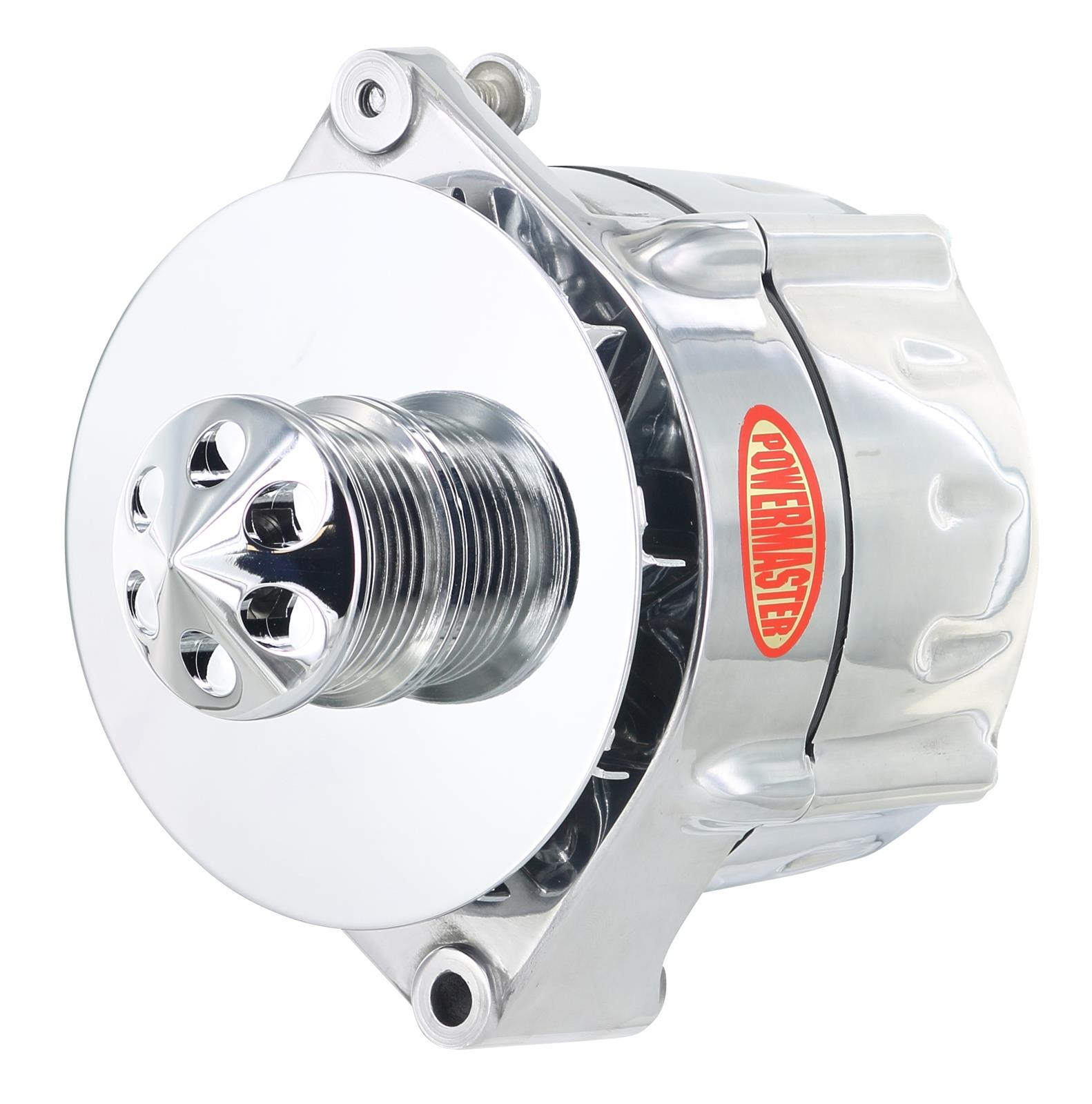hight resolution of 1985 jeep cj7 powermaster smooth look alternators 67296 free shipping on orders over 99 at summit racing