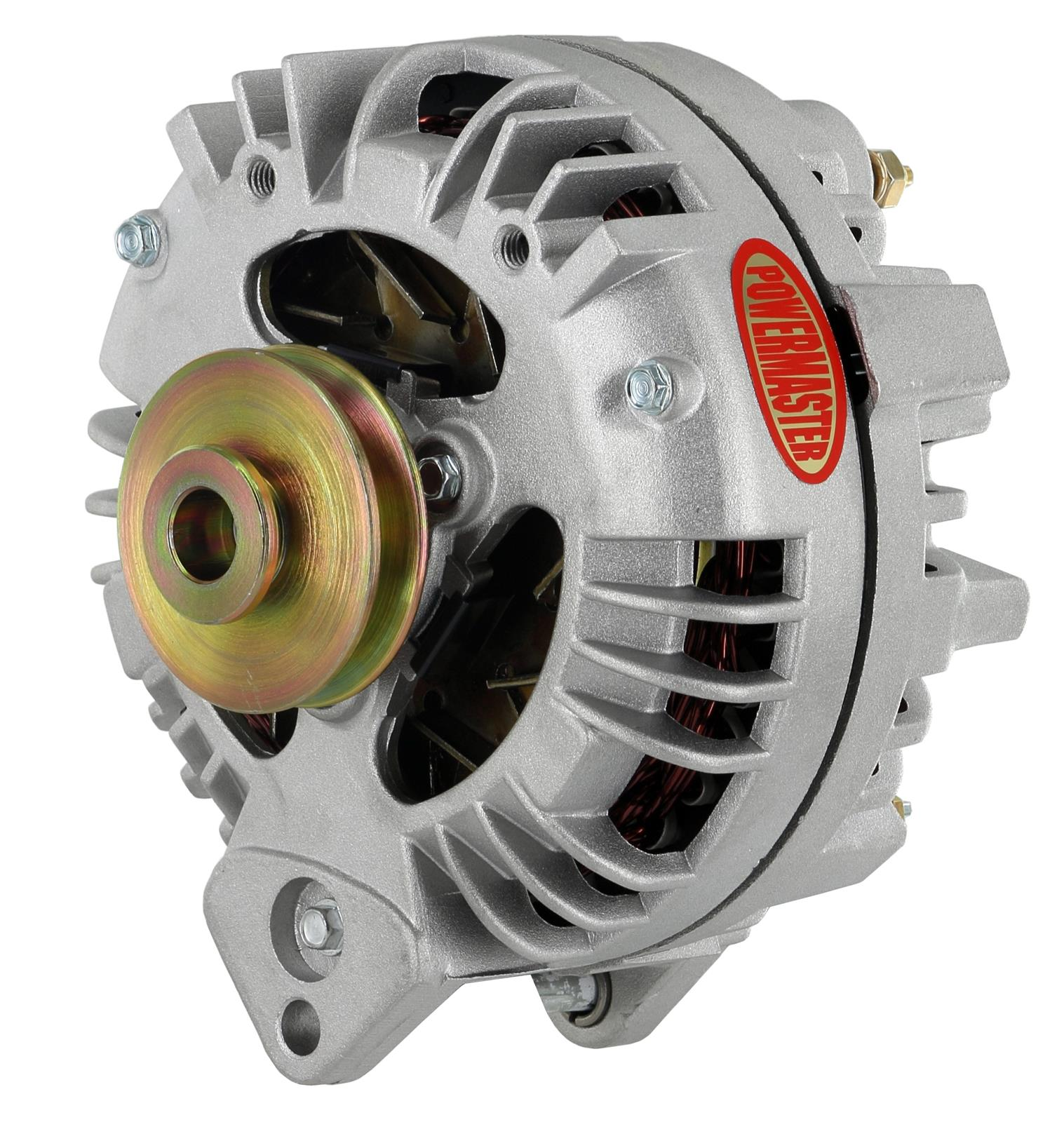 hight resolution of powermaster retro alternators 75191 free shipping on orders over 99 at summit racing
